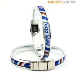 Braccialetto Forza Samp - Gadget Sampdoria Calcio - Bracelet Forza Samp