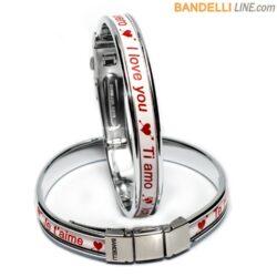 Braccialetto Ti Amo - I Love You Bracelet