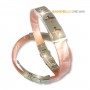 Arcobaleno - Braccialetto Ring Rame B - Ring Copper B