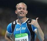 Matteo Galvan - Sport