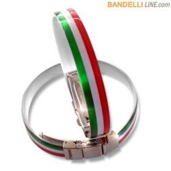 Arcobaleno Braccialetto Tricolore - Arcobaleno Italy