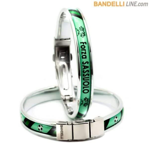 Braccialetto Forza Sassuolo - Gadget Sassuolo Calcio - Bracelet Forza Sassuolo - Braccialetti Sassuolo