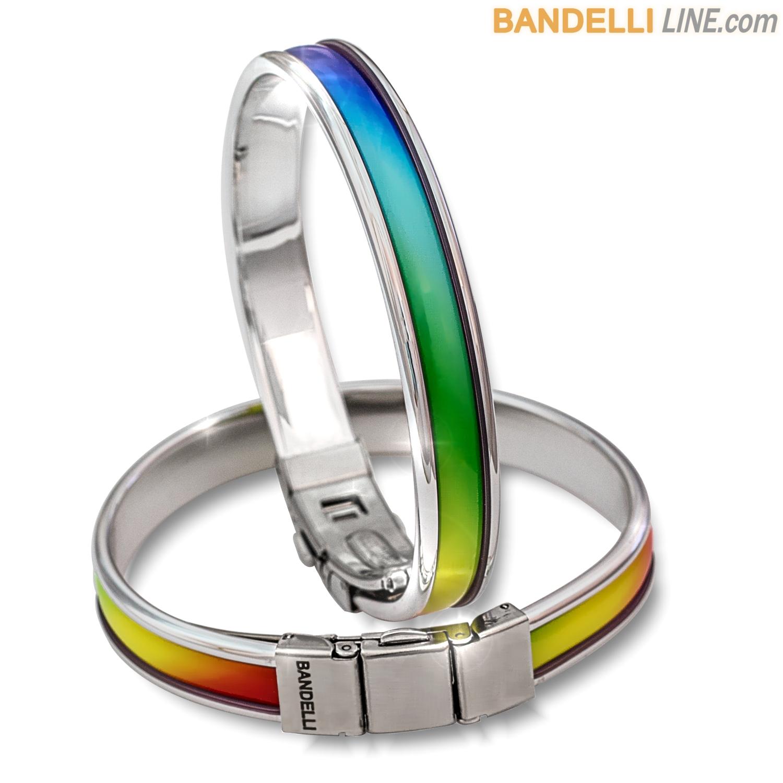 Arcobaleno - Braccialetto Rainbow