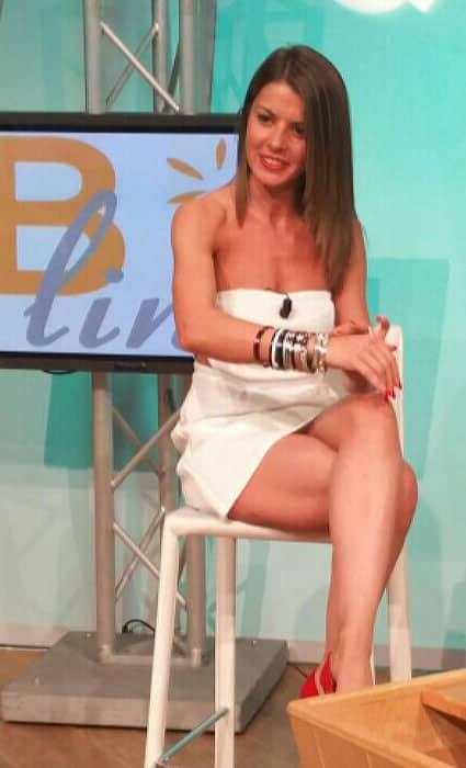 Pia Giannetta - TeleLombardia