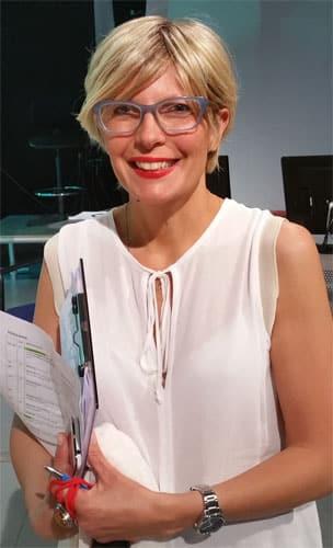 Simona Cascio TeleLombardia