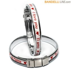 Braccialetto Ti Amo - I Love You Bracelet