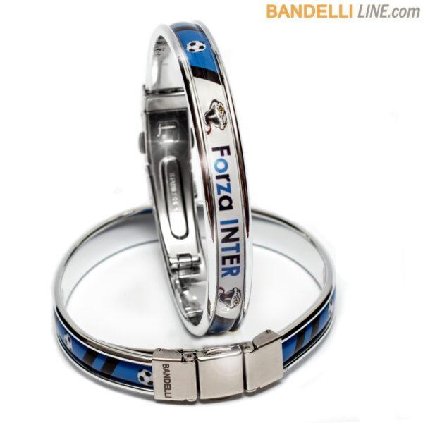 Braccialetto Forza Inter - Gadget Inter Calcio - Bracelet Forza Inter
